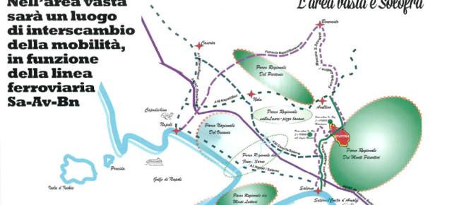 """""""Solofra città verde"""". Via alla sfida del nuovo PUC: fabbriche, servizi, parchi"""