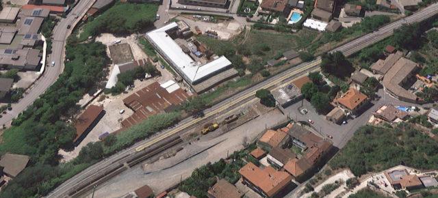 """La riqualificazione dell'area ferroviaria ed un """"hub"""" intermodale per i trasporti"""